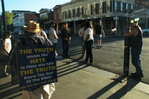 truth-sounds-like-hate-sandwichboard-evangelism-300x200